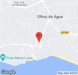 Map for Clube Humbria