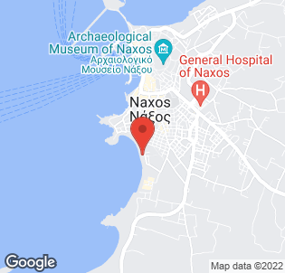 Map for Alkyoni Beach Hotel