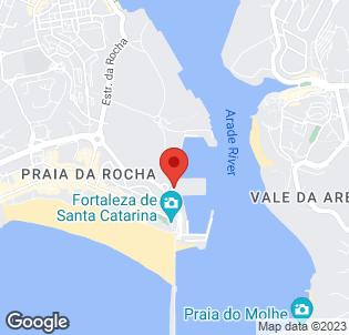 Map for Tivoli Marina Portimao