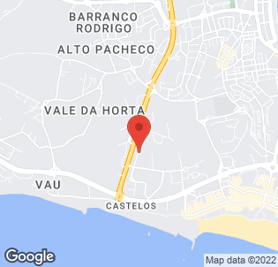 Map for Sol Flor Da Rocha Aparthotel