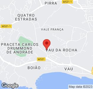 Map for Estrela Do Vau Hotel