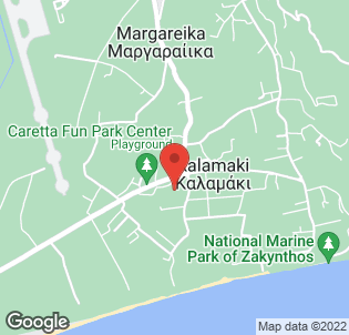 Map for Meandros Hotel