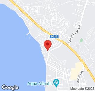 Map for Ephesia Holiday Beach Club