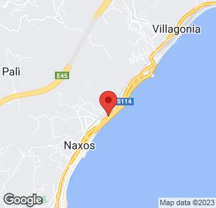 Map for Hotel Palladio