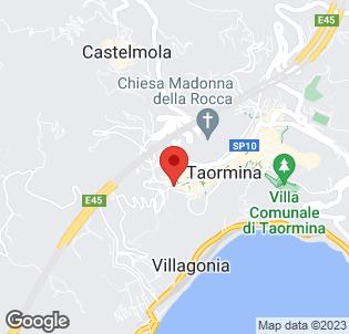 Map for Riis Villa