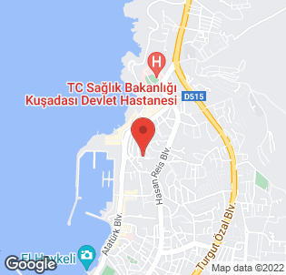 Map for Ida Apart Hotel