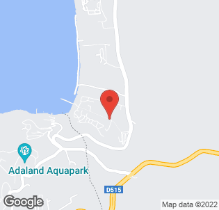 Map for Aqua Fantasy Resort Hotel