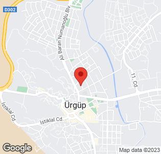 Map for Meleklerevi Cave Hotel