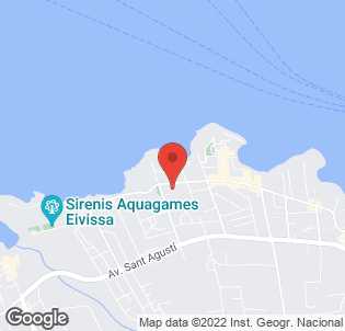Map for Costa Sur Hotel