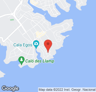 Map for Hotel Marina Skorpios