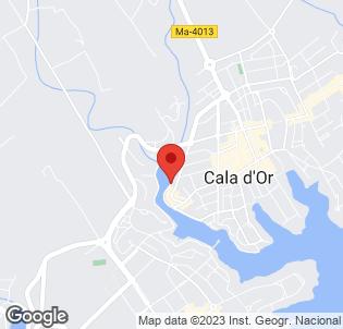 Map for Puerto Del Sol