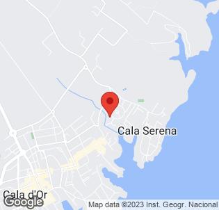 Map for Playa Ferrera Apartments