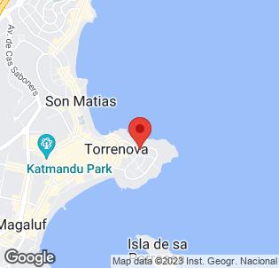 Map for Marina Torrenova Hotel