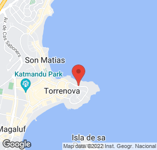 Map for Hawaii Torrenova Apartments