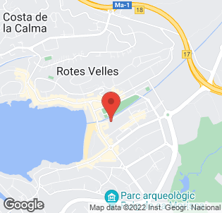Map for Rey Don Jaime Hotel