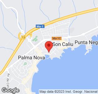 Map for Apartments Portonova