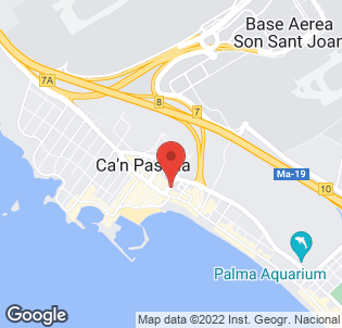 Map for Hotel Miraflores
