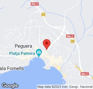Map for Valentin Reina Paguera