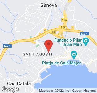 Map for Hotel Belvedere