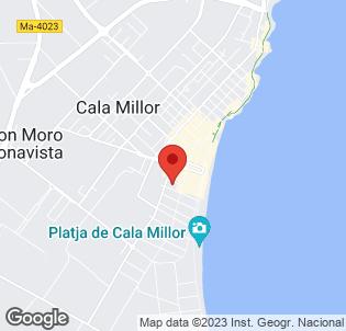Map for Hotel La Pinta