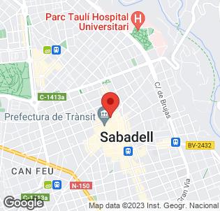 Map for Monterrey Aparthotel