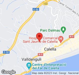 Map for Hotel Bon Repos