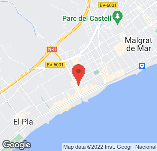 Map for Hotel Papi