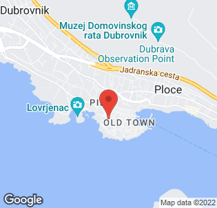 Map for Roko House Apartments