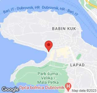 Map for Hotel Kompas