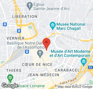 Map for Plaisance
