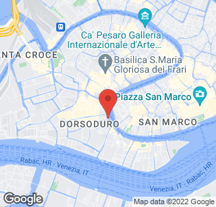 Map for Hotel Palazzo Stern