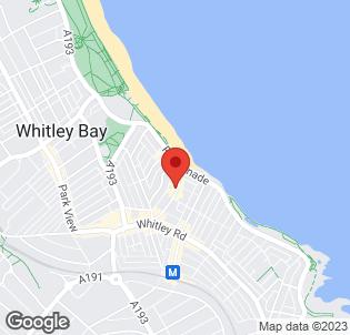 Map for New Ambassador Hotel