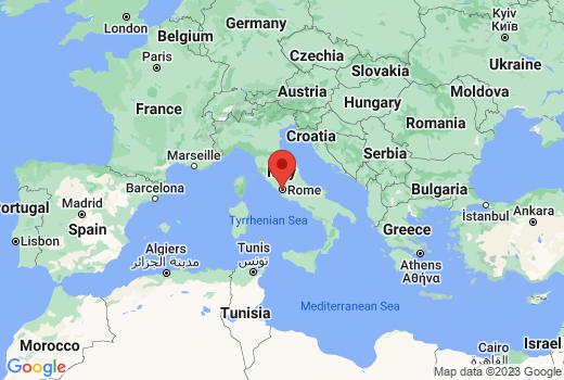 ローマ歴史地区、教皇領とサン・パオロ・フオーリ・レ・ムーラ大聖堂の場所