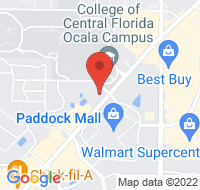 Ocala google map