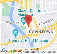 Downtown Tampa  google map