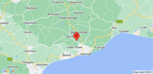 Google map image