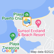 Mapa de Ubicación Dunes Hotel and Beach Resort
