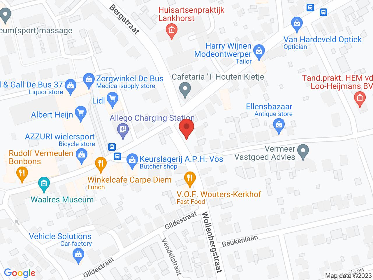 Traverse-Zuid: april t/m oktober 2021 op een kaart getoond.