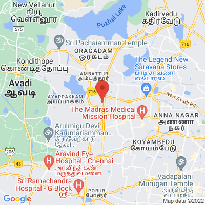 Plot No-2B/1, 2B/2, South Phase, Third Main Road, Ambattur Industrial Estate, Chennai - 600058, Tamil Nadu.