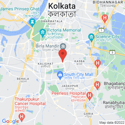 161/2/1, Rashbehari Avenue, Near Traders Assembly, Gariahat More, Kolkata - 700019, West Bengal.