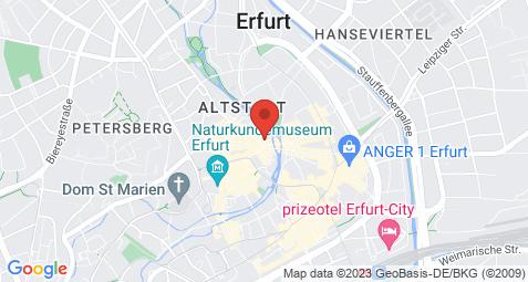 Kreuzgasse 3, 99084 Erfurt, Deutschland