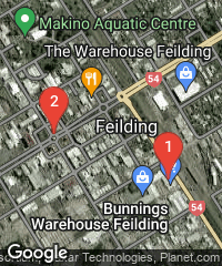 Google map image of location pin
