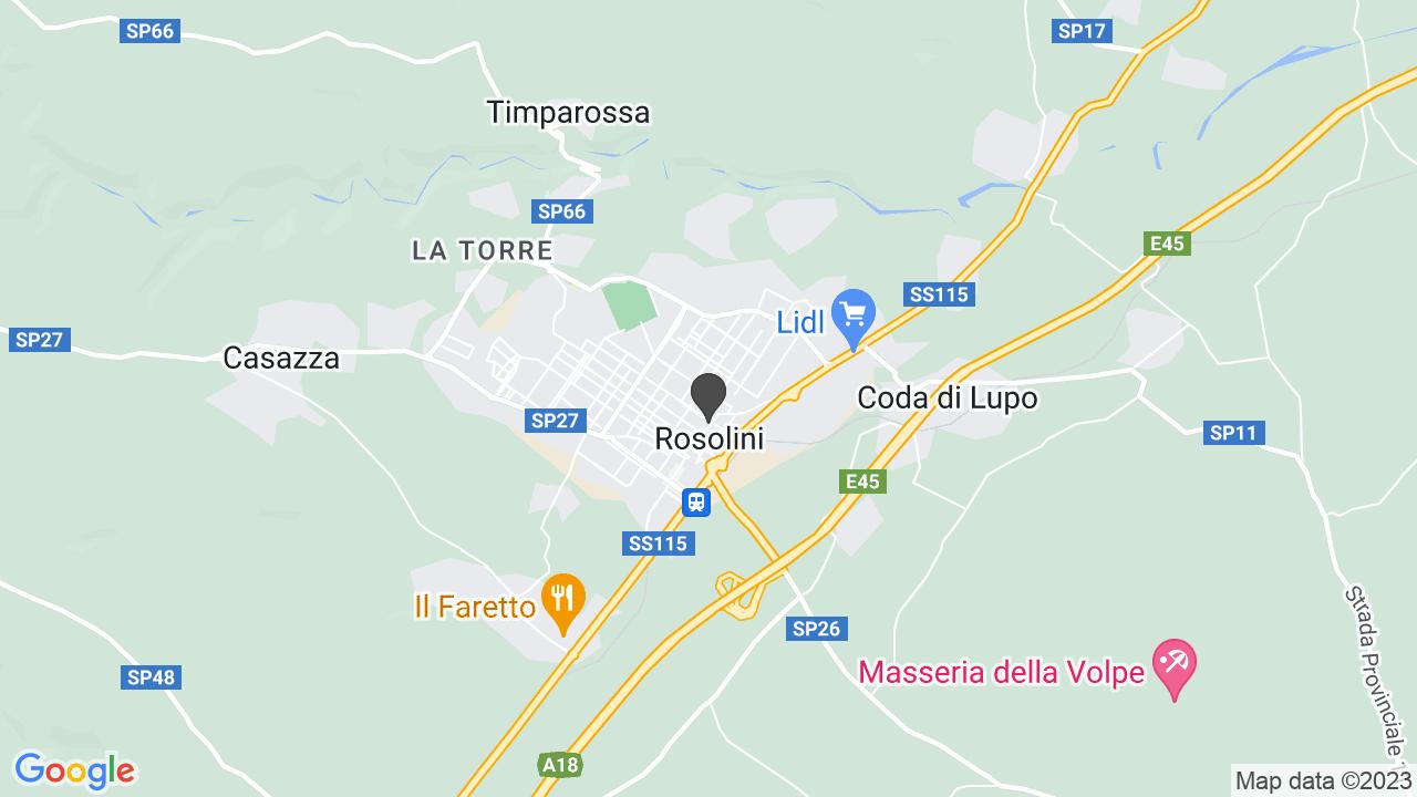 A.I.A.S. SEZ.DI ROSOLINI ONLUS