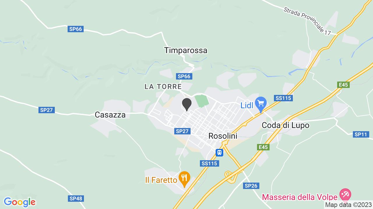 CIMITERO ROSOLINI