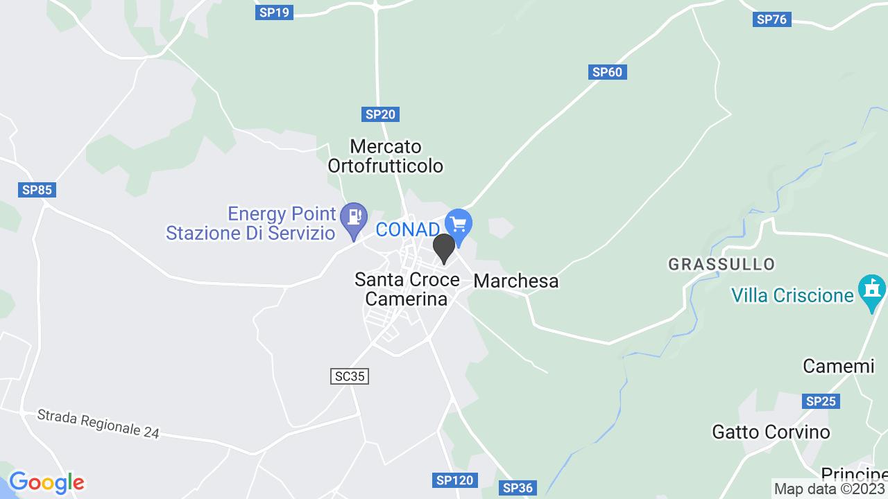 CIMITERO SANTA CROCE CAMERINA