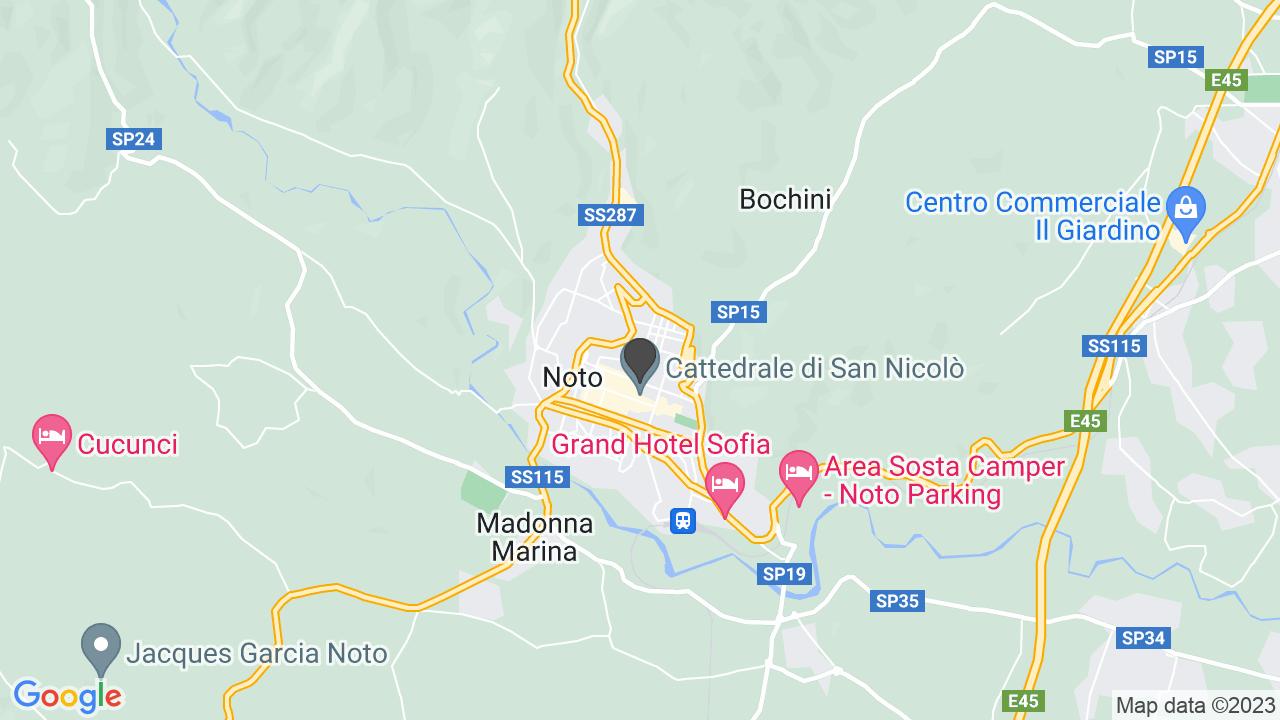 AMICI DELLA CATTEDRALE DI NOTO - ONLUS