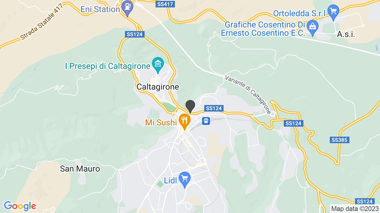 CIMITERO CALTAGIRONE