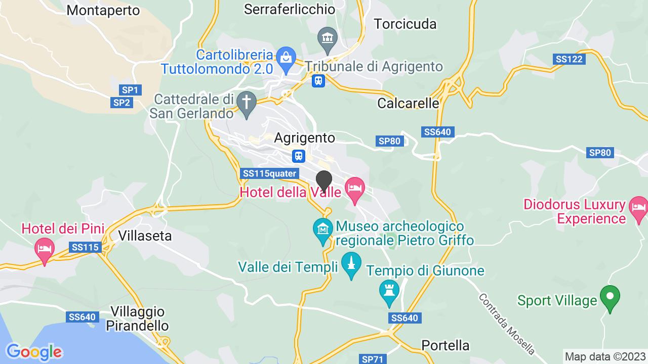 Capitolo Metropolitano Cattedrale di Agrigento