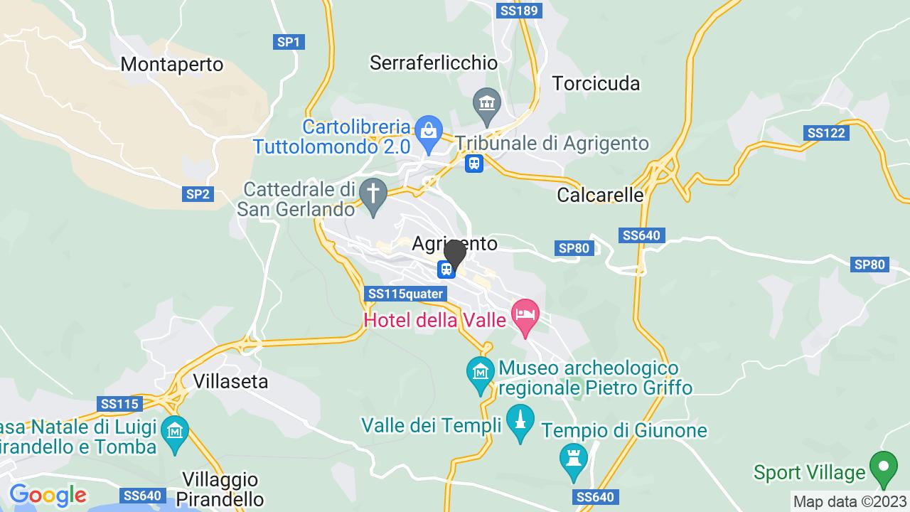 AMICI DI AGRIGENTO ONLUS