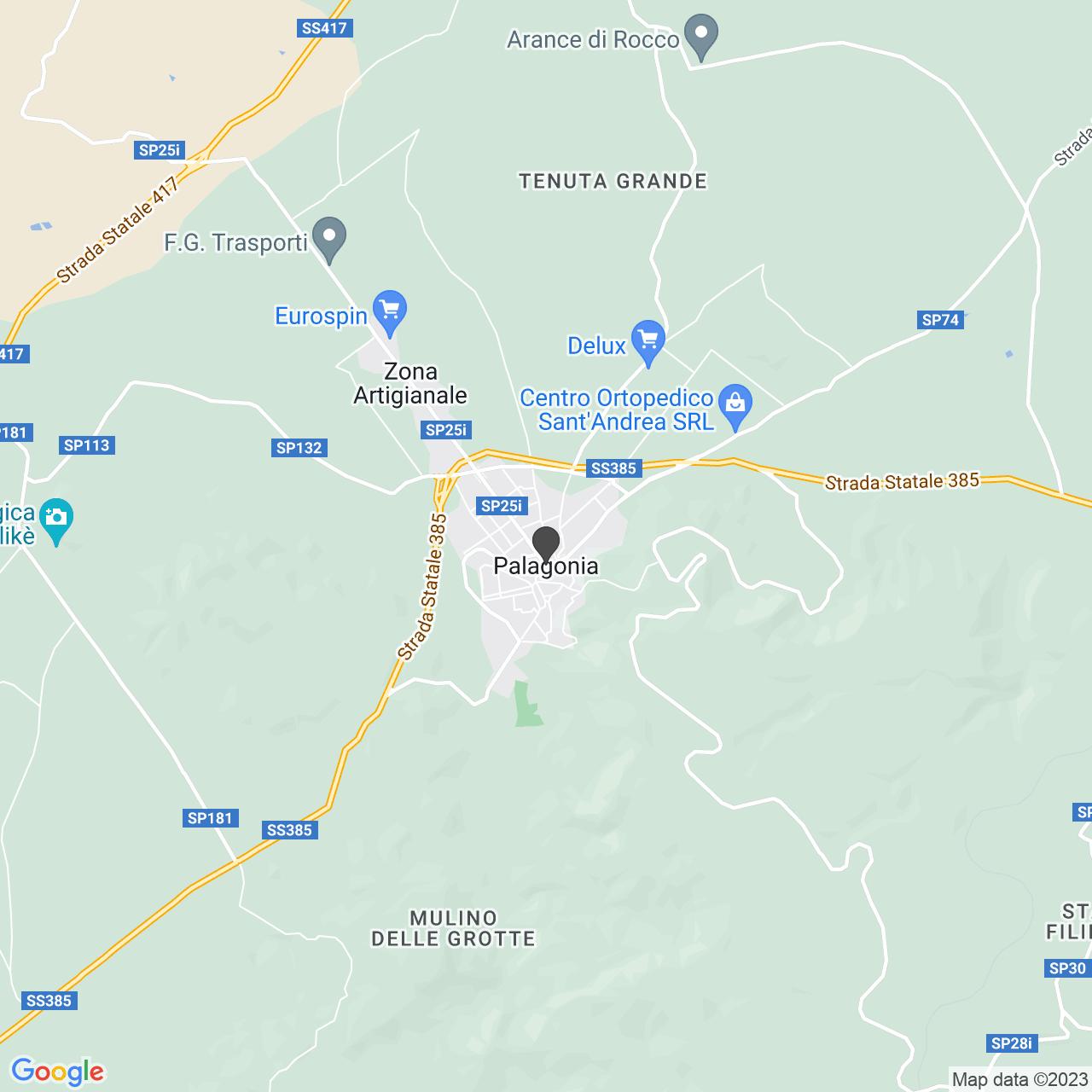Chiesa di Maria Santissima di Valverde
